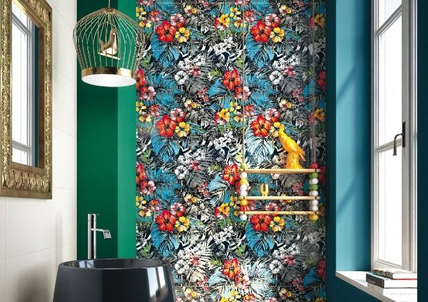 Mash-up dekor fra Cooperativa Ceramica d'Imola